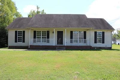 Murfreesboro Single Family Home Under Contract - Showing: 2634 Medford Campbell Blvd