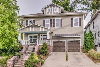 Brentwood Single Family Home For Sale: 405 Highpoint Terrace