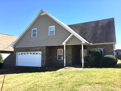 Maury County Single Family Home For Sale: 1017 Golf View Way