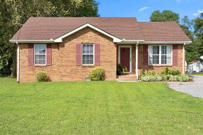 Clarksville Single Family Home For Sale: 769 Needmore Rd