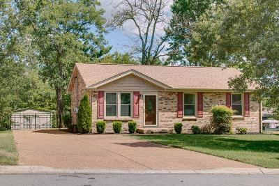 Hendersonville Single Family Home Under Contract - Showing: 108 Beechwood Ct