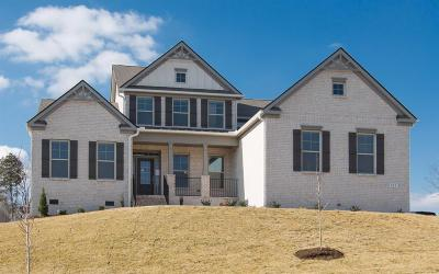 Williamson County Single Family Home For Sale: 2083 Catalina Way Lot #25