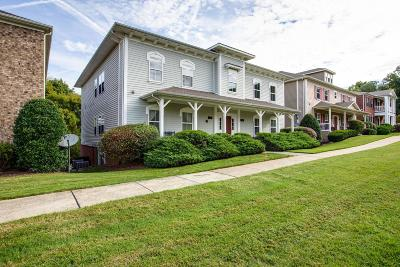 Franklin Condo/Townhouse Under Contract - Showing: 1247 Park Run Dr