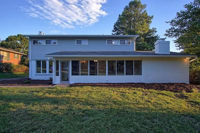 Springfield Single Family Home For Sale: 405 N Pawnee Dr