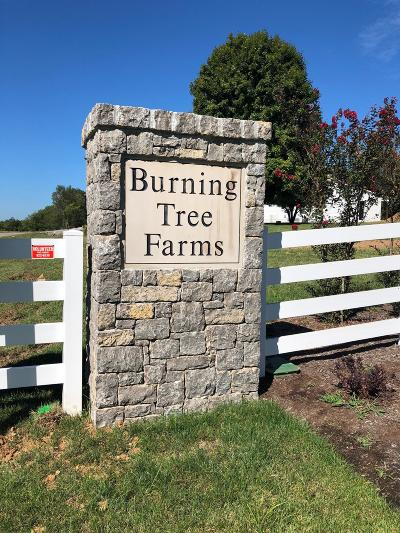 Williamson County Residential Lots & Land For Sale: 8009 Burning Tree Farms Road