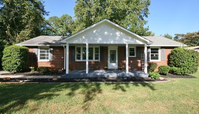 Murfreesboro Single Family Home For Sale: 618 Olympia Place