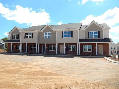 Murfreesboro Condo/Townhouse For Sale: 3709 Righteous Drive #18 #18