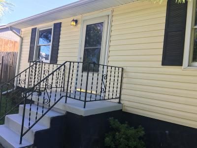 Single Family Home For Sale: 703 S 16th St