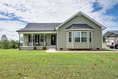 Dickson Single Family Home For Sale: 608 Murrell Rd