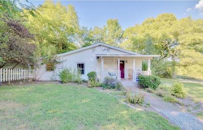 Nashville Single Family Home For Sale: 6808 Gower Rd