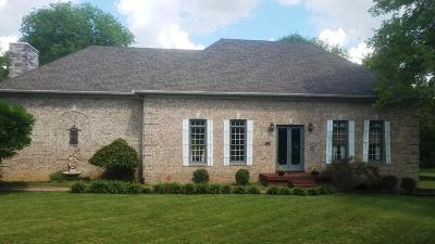 Madison Single Family Home Under Contract - Showing: 1501 Lewis Rd