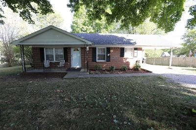 Spring Hill Single Family Home For Sale: 739 Elm St