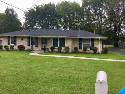 Sumner County Single Family Home For Sale: 123 Haven Street