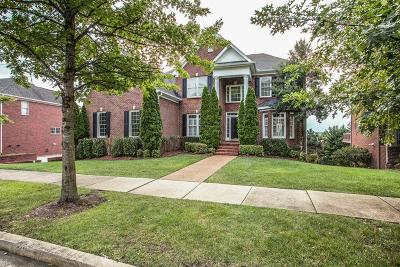 Franklin Single Family Home For Sale: 438 Beauchamp Cir
