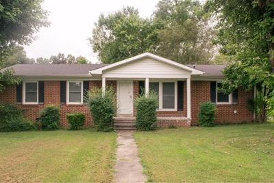 Smithville TN Single Family Home For Sale: $124,900