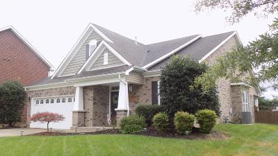 Gallatin Single Family Home Under Contract - Showing: 811 W Sagewood Dr