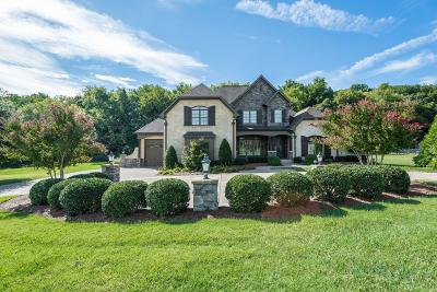 Franklin Single Family Home For Sale: 5001 Buds Farm Ln