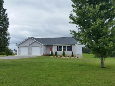 Cookeville Single Family Home For Sale: 1775 N Clemmons Rd