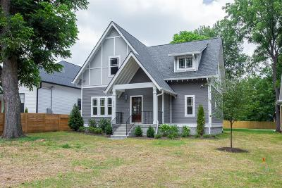 Nashville  Single Family Home Under Contract - Not Showing: 903 A Virginia Ave