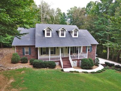 Cookeville Single Family Home For Sale: 3717 Cherokee Drive