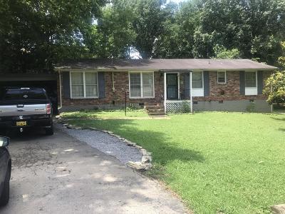 Nashville Single Family Home For Sale: 623 Whispering Hills Dr