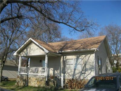 Davidson County Single Family Home For Sale: 321 Flora Maxwell Rd