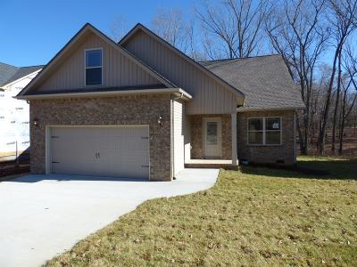 Clarksville Single Family Home For Sale: 151 Sycamore Hill Dr