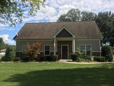 Clarksville Single Family Home For Sale: 1932 Old Russellville Pike