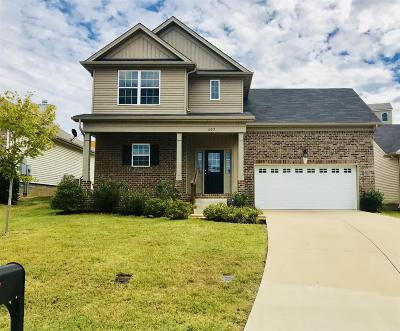 Maury County Single Family Home For Sale: 607 Prominence Rd