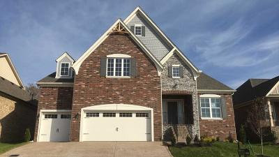 Mount Juliet Single Family Home For Sale: 3068 Oxford Dr. Lot 426