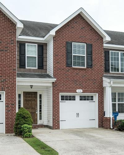Smyrna Condo/Townhouse For Sale: 306 Southside Dr