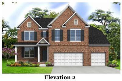 Lebanon Single Family Home For Sale: 1081 River Oaks Blvd Lot 19