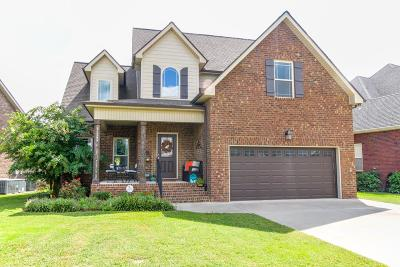 Murfreesboro Single Family Home For Sale: 5215 Starnes Dr