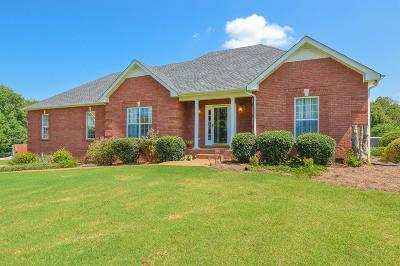 White House Single Family Home Under Contract - Not Showing: 3013 Meridian Dr