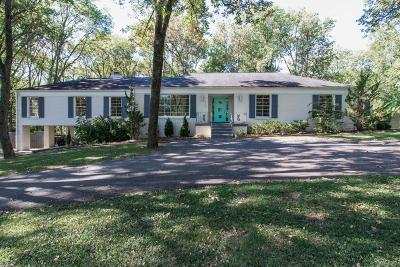 Nashville Single Family Home Under Contract - Showing: 905 Neartop Dr