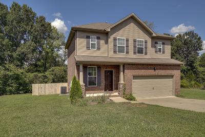 Mount Juliet Single Family Home For Sale: 1013 Carriage Trl
