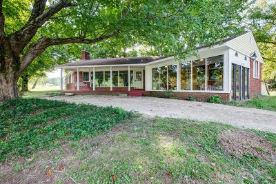 Dickson Single Family Home For Sale: 535 Wilson Hollow Rd