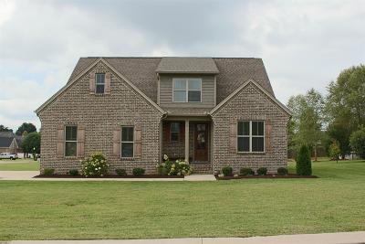 Robertson County Single Family Home For Sale: 1018 Brandon Way