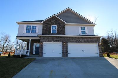 Clarksville Single Family Home Under Contract - Showing: 150 The Groves At Hearthstone