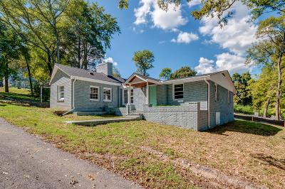 Madison Single Family Home For Sale: 1541 Ocoee Trl