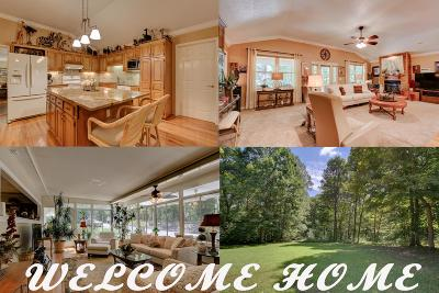 Ashland City Single Family Home Under Contract - Showing: 1391 Oak Plains Rd