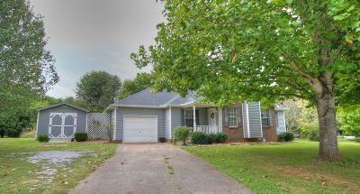 Murfreesboro Single Family Home For Sale: 2361 Uriah Pl