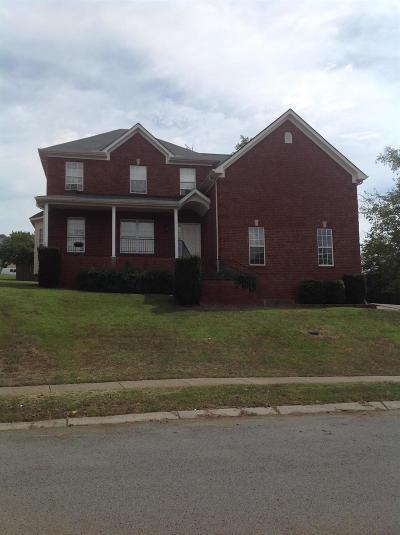Hendersonville Single Family Home For Sale: 109 Bartlett Ln