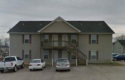 Clarksville Rental For Rent: 218 Terminal Road