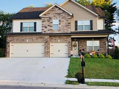 Clarksville TN Single Family Home For Sale: $280,900