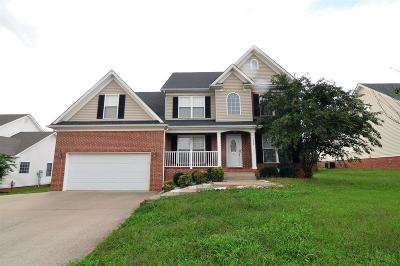 Clarksville Single Family Home For Sale: 3008 Outfitters Dr