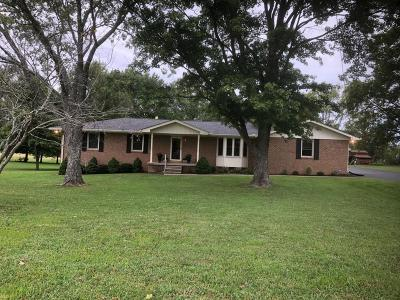 Wilson County Single Family Home For Sale: 125 Greenwood Drive