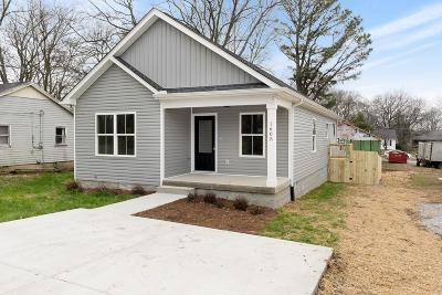 Springfield TN Single Family Home For Sale: $149,000