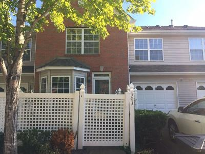 Franklin Condo/Townhouse For Sale: 303 Hanley Ln