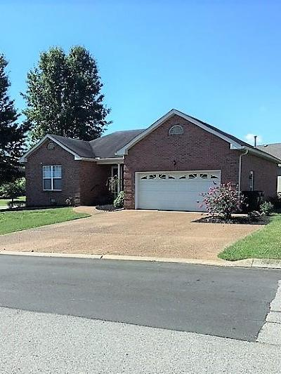Sumner County Single Family Home For Sale: 217 Putter Point Dr
